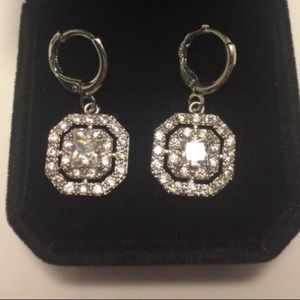 ASHA DIAMOND 💎 EARRINGS 18KTGF